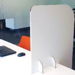 Anderhalve-meter-afstand Producten -Afstand houden Bureau scherm